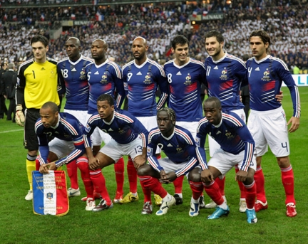2010 World Cup France