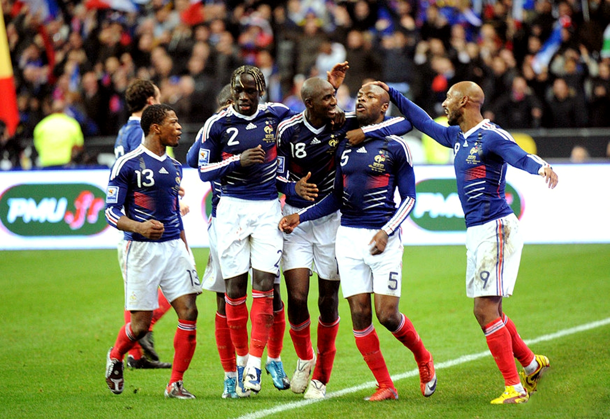 pretty nice 2693f 70b7d 2010 World Cup France – losdejos