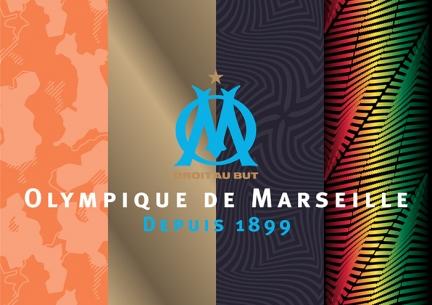 Olympique de Marseille 3rd Kits