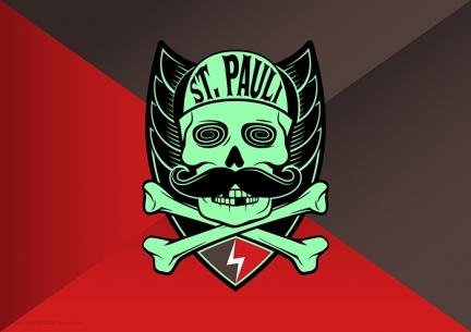 FC St. Pauli x Cycling Branding Concept