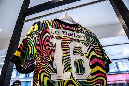 losdejos x Le Ballon x Euro2016 Bespoke Football Shirts